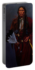 Chief Quanah Parker Portable Battery Charger