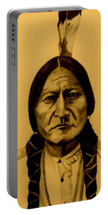Chief Sitting Bull  Tatanka Iyotake Portable Battery Charger