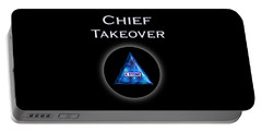 Chief Takeover Portable Battery Charger