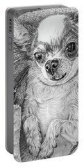 Chihuahua Portable Battery Charger
