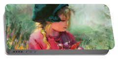 Child Of Eden Portable Battery Charger