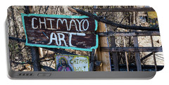 Chimayo Art Portable Battery Charger