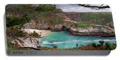 China Cove At Point Lobos Portable Battery Charger