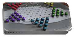 Chinese Checkers Portable Battery Charger
