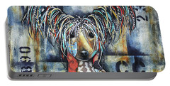 Chinese Crested Portable Battery Charger