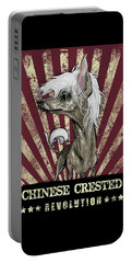 Chinese Crested Revolution Portable Battery Charger