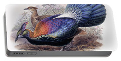 Chinese Monal, Pheasant Portable Battery Charger