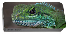 Chinese Water Dragon Portable Battery Charger by Savannah Gibbs