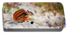Chipper Portable Battery Charger by Timothy Hack