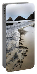 Chiseled Beach Portable Battery Charger