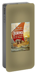 Chlorinol Portable Battery Charger
