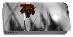 Chocolate Lily Three Portable Battery Charger