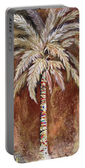 Chocolate Palm Portable Battery Charger