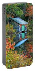 Chocorua Boathouse Portable Battery Charger