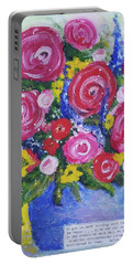 Choice Bouquet Portable Battery Charger