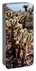 Cholla Cacti Portable Battery Charger