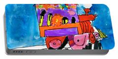 Choochoo Train Portable Battery Charger