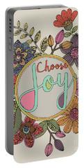 Choose Joy Portable Battery Charger