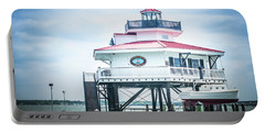 Choptank River Lighthouse Portable Battery Charger