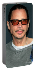 Chris Cornell Portable Battery Charger