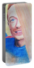 Chris Martin Portable Battery Charger