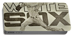 Chris Sale Portable Battery Charger