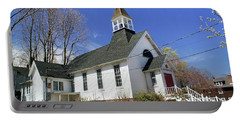 Christ Church Episcopal Of Port Jefferson Portable Battery Charger