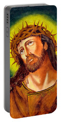 Christ Portable Battery Charger