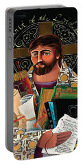 Christ The Teacher - Mmctt Portable Battery Charger