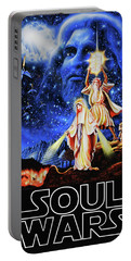 Christian Star Wars Parody - Soul Wars Portable Battery Charger