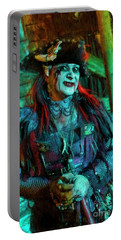 Christine Campiotti And Hunted House Portable Battery Charger
