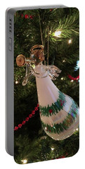 Christmas Angel Portable Battery Charger