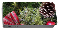 Christmas Arrangement Portable Battery Charger