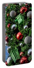 Christmas Balls Portable Battery Charger