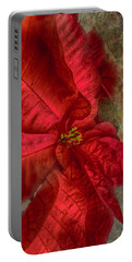 Christmas Flower Portable Battery Charger