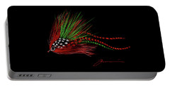 Christmas Fly Portable Battery Charger