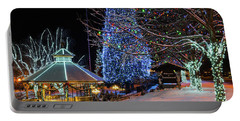Christmas In Leavenworth Portable Battery Charger