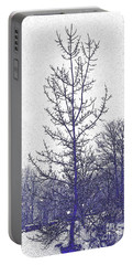 Snow Spirits Portable Battery Charger