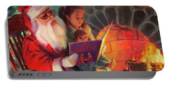 Christmas Story Portable Battery Charger
