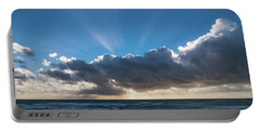 Christmas Sunrise Delray Beach Florida Portable Battery Charger