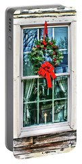Christmas Window Portable Battery Charger