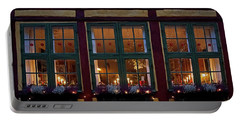 Christmas Windows - 365-276 Portable Battery Charger