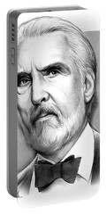 Christopher Lee Portable Battery Charger
