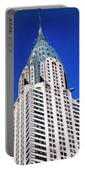 Chrysler Building Portable Battery Charger