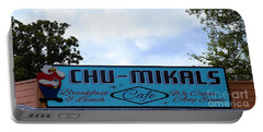 Chu - Mikals - Friendly Austin Texas Charm Portable Battery Charger