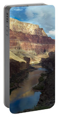 Chuar Butte Colorado River Grand Canyon Portable Battery Charger