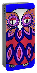 Chubby Owl Portable Battery Charger