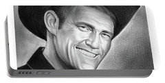 Chuck Connors Portable Battery Charger