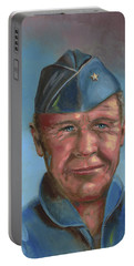 Chuck Yeager Portable Battery Charger