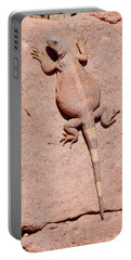 Chuckwalla, Saurolamus Ater Portable Battery Charger